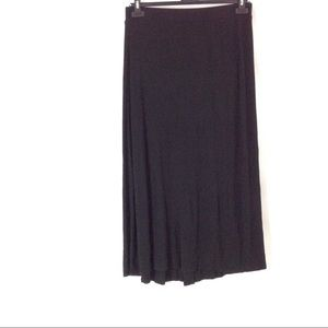 American Eagle Maxi Skirt Black Size L